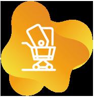 icono ecommerce - Más Ferrol comunicación y soluciones digitales